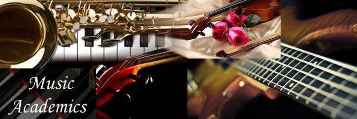 Music Academics Music school